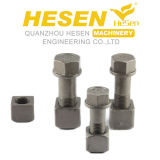 Track Bolt and Nut for Excavator (M12-24)