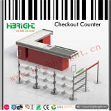 Shopping Mall Cash Table Checkout Counter