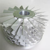 ISO 9001 Aluminum Part by CNC Machining with 0.005mm Tolerance