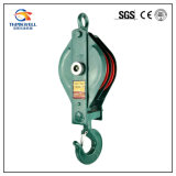Block Sheaves Hoist Rigging Wire Rope Pulley