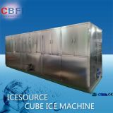 Large Production Volume Ice Cube Maker 20 Tons Per Day