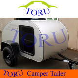 Travel Trailer Teardrop Caravan Trailer