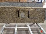 Giallo Ornamental Granite Vanity Top for Bathroom and Hotel