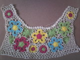 Fashion Crochet Flower / (SG-003)