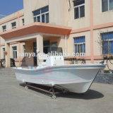 Liya 19ft Fishing Vessel Panga Boat Fiberglass Fishing Boat