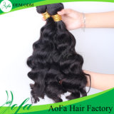 Factory Wholesale Classy Human Remy Bulk Hair Weaving Weft