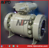 Forged Steel Trunnion Ball Valve (Q47N)