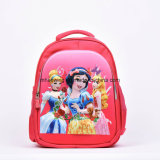 New Snow White 3D Cartoon Children School Bag Kid Bag Shoulder Bag
