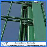 Ce Certifcated High Quality European Style Double Wire Fence
