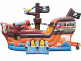 Best Price Commercial Interesting Inflatable Bouncer Boat