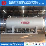 ASME 40m3 LPG Filling Station/Plant 20tons LPG Tank Station