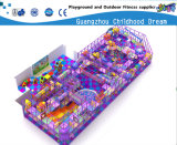 Colorful Large Size Indoor Playground for Kids (HC-22357)