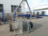 Australia Galvanized Animal Panel Livestcok Panel Trailer