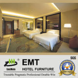Fashion Hotel Furniture Hotel Bedroom Set (EMT-B1203)