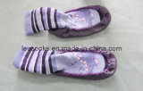 Baby Shoes Rubber Sole Socks