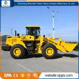 China 5ton Wheel Loader Zl50 Loaders with Strong Bucket