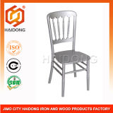 Chinese Locust Tree Silver Wood Chateau Chair