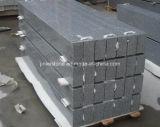 G654 Polished Dark Grey Granite Kerbstone Curbstone Paving Stone