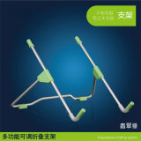 Aluminium Alloy Folding Stand for Pad and Tablet PC