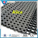 Colorful Rubber Mat/Hole Rubber Mat/Anti-Static Rubber Mat
