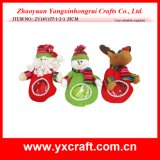 Christmas Decoration (ZY14Y177-1-2-3) Christmas Package Candy Bag Gift