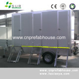 China Suppier Steel Construction Trailer Mobile Toilet