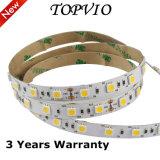 White LED Strip Lighting DC12V/24V 5m/Roll 300LEDs LED Strip 5050