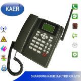 GSM Desktop Phone with SIM Card (KT1000-130C)