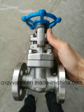 "API598 Forged Steel F321 Class150 Gate Valve (Z41H-150LB-1/2"")"