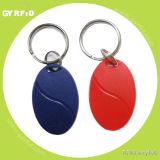 Kea10 Desfire EV1 4k ISO14443A RFID Keychains for RFID Attendance System (GYRFID)