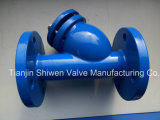 Ductile Iron Filter Y-Type Strainer (GL41-10/16)