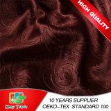 Faux Silk, Luxurious 100%Blackout Curtain Fabric Plain, Emboss, Printing