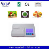 10 Channels PC LCD Pesticide Residue Tester