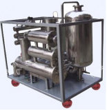 Zyk Phosphate Ester Fire-Resistant Oil Filtration Machine