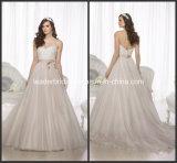 Lace Wedding Dresses A-Line Bridal Dress Ball Gown W1517