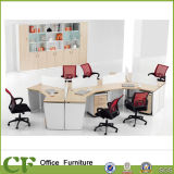 Made in China Modern Furniture Office Workstation for 6 Person