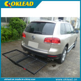 Foldable Rear Basket Hitch Mount Cargo Carrier (RS032)