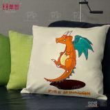 Digital Cartoon Printing Sofa Cushion