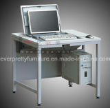 Steel Metal Reversible Computer Table for Student Computer