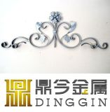 Wrought Iron Decoration Baluster for Sale