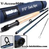 Wholesale in Stock Carbon Fiber Fly Fishing Rod