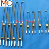 U Type 1700c 1800c Furnace Mosi2 Heating Element