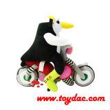 Plush Penguin Toy