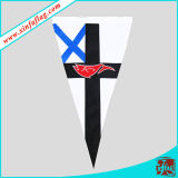 Mini Flame Banner/Polyester Flame Pennant
