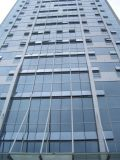 Aluminium Frame Glass Curtain Walls-Qya/Qyb