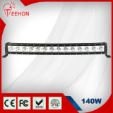 30inch 140W Single Row CREE Curved LED Light Bar