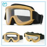 Clear PC Lens Army Shooting Safety Goggles Protective Glasses