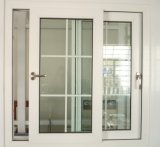 Top Quality Grills Design PVC Sliding Window