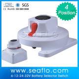 Seaflo 24V 12V 4 Piston DC Battery Switch