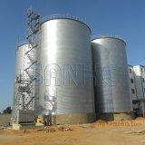 Flat Bottom Grain Storage Steel Bin